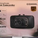 Camera Video  Auto,rezolutie Full HD 1080P,Card 16GB,Night Vision,senzor miscare