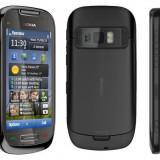 Nokia c7-00 sigilat, Gri, 8GB, Neblocat