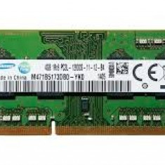 Memorie laptop DDR3,  SODIMM 4 GB  PC3L, SAMSUNG, HYNIX, MT, garantie