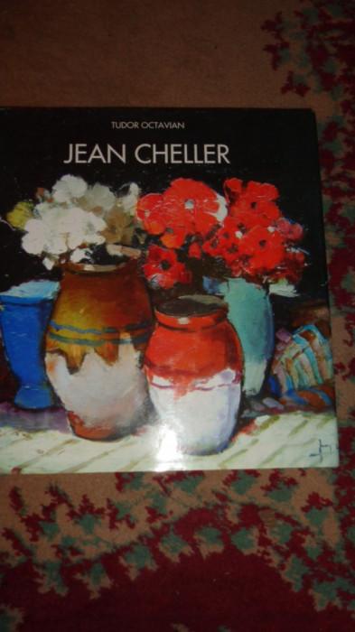 Jean Cheller album de pictura an 2005/reproduceri/131pag- Tudor Octavian