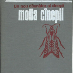 AS - SANDRU ION D. - UN NOU DAUNATOR AL CANEPII: MOLIA CANEPII, 2018