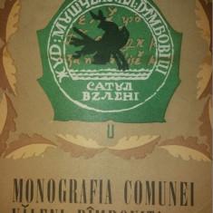 TITUS POPESCU - MONOGRAFIA COMUNEI VALENI-DAMBOVITA