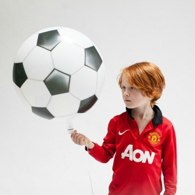 Balon folie Football Ball cu auto-etansare ee037e5eb201d