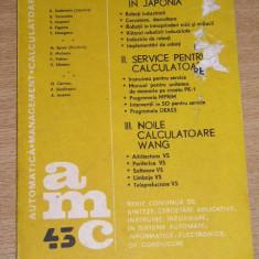 RWX 43 - APARATE DE MASURA SI CONTROL - DONCESCU DUMITRU - VOL I - EDITIA 1985