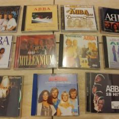 ABBA pachet 5 cd originale! Pret pentru toate! Vand si separat vezi descrierea!
