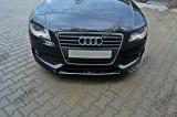 Prelungire splitter tuning bara fata Audi A4 B8 NFL 2008-2012 v2