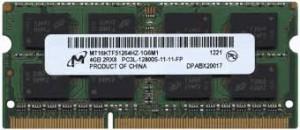 Memorie laptop DDR3,  SODIMM 4 GB  PC3L, SAMSUNG, HYNIX, MT, garantie