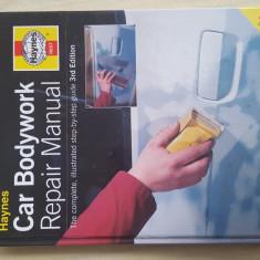 CAR BODYWORK REPAIR MANUAL