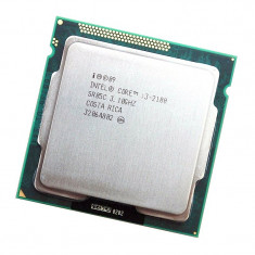 FIRMA cu GARANTIE! Procesor Intel Sandy Bridge Core i3 2100 3.1GHz LGA1155, Intel Core i3, 2