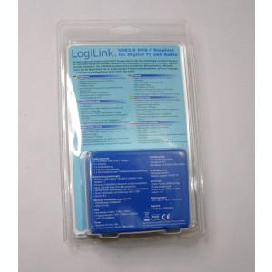 LogiLink DVB-T USB 2.0 Receiver for digital TV Radio VG0002A(1096)