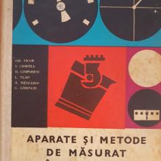 APARATE SI METODE DE MASURAT IN SIDERURGIE - Iacob, Ciortea