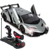 Masina cu telecomanda, model Lamborghini Veneno sc.1:14