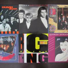 6 Duran Duran Disc-Discuri Vinil-Vinyl Lot-Colectie Pop-Rock
