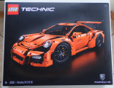 Lego 42056 Technic Porsche 911 GT3 RS original nou sigilat impecabil, 6-10 ani