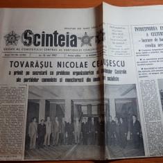 ziarul scanteia 14 mai 1987-cuvantarea lui ceausesscu