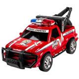 Masina 4x4 de politie Pick-Up cu macara