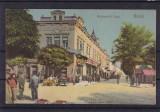 BRAILA  BULEVARDUL  CUZA   MAGAZINE  CARUTA   ANIMATA  CIRCULATA  1929