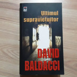 David Baldacci - Ultimul supravietuitor, Rao