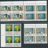 1982 Romania,LP1059-Reproduceri de arta,S.Balasa(bloc de 4 )-MNH, Nestampilat
