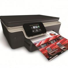 Multifunctionala resigilata HP6525 cu cartuse compatibile, HP