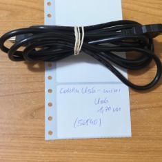 Cablu Usb - mini Usb 1,70m (56840)