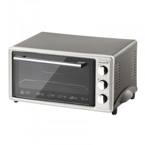 Cuptor electric Hausberg, 1800 W, capacitate 48 l, timer, alarma