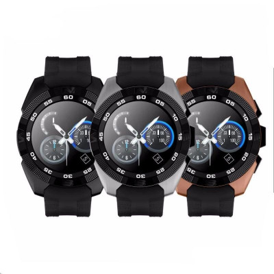 Smartwatch bluetooth 4.0, touchscreen LCD, 14 functii, Android iOS, SoVogue foto