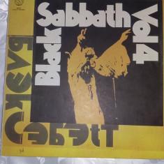 Disc Vinil/Vinyl : Black Sabbath - Vol. 4,in buna stare,T.GRATUIT