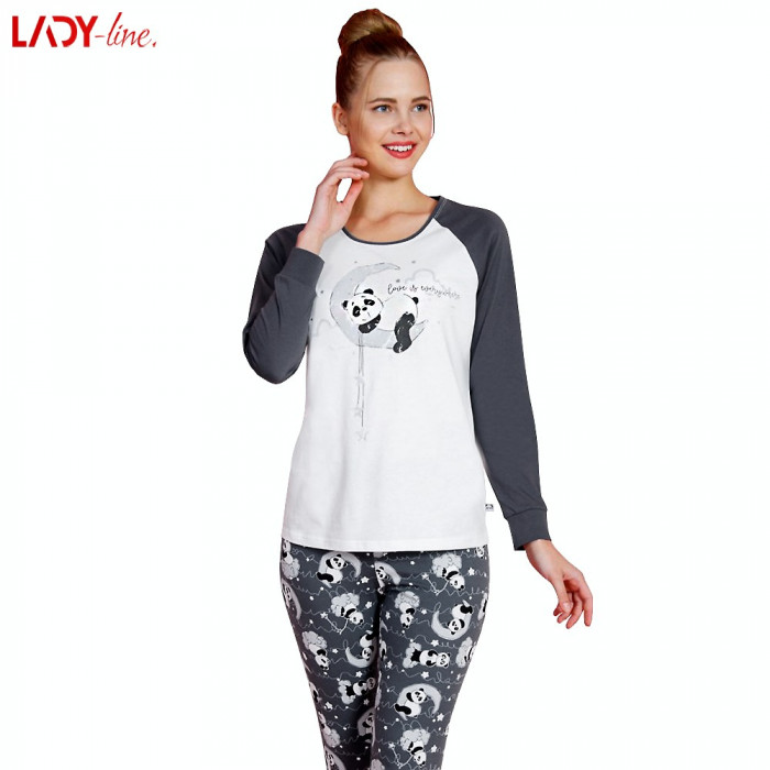 Pijama Dama Vienetta, Model Love Is Everywhere, Cod 2164