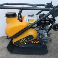 Placa Compactoare NTC VD 24 de 115 Kg Fabricație 2017 K Noua