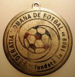1.148 MEDALIE ROMANIA FEDERATIA ROMANA DE FOTBAL FONDATA IN 1909 34mm