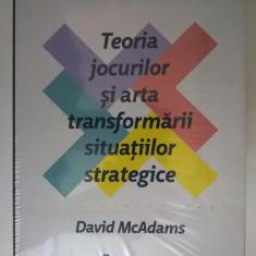 David McAdams - Jucatorul Ingenios