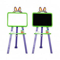 Tabla pentru desen Doloni, verde cu mov