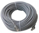 Cablu INTERNET 15m Cablu Retea UTP Cablu de Date Cablu de Net fir cupru...