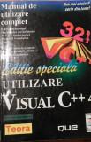 Utilizare Visual C++ 4 de Chane Cullens, Mark Davidson