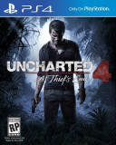 Uncharted 4: A Thiefs End (Original Box) /PS4
