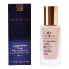 Fond de Ten Fluid Double Wear Nude Estee Lauder S0547640 Culoare 4N1 - shell 30 ml