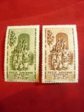Serie India Franceza-Colonie  -1942 Ajutor copii ,2 valori sarniera, Nestampilat