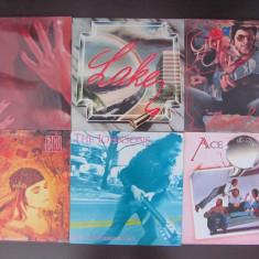 """36 Disc-Discuri Vinil-Vinyl Rock-New Wave Lot-Colectie 12""""-33 RPM LP-Album"""
