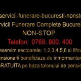 Servicii Funerare Bucuresti NON STOP