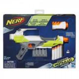Pistol jucarie Nerf N-Strike Modulus Ionfire, Plastic