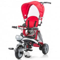 Tricicleta Chipolino Maverick red, Rosu