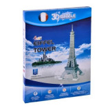 Puzzle 3D, Turnul Eiffel, 33 piese