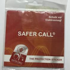Safer Call sticker protectie radiatii telefon, Negru