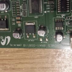 placa de baza BN94-01304e,BN41-00811B  SAMSUNG LE40S62B,T400XW01 V.1