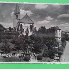 Targu Mures Marosvasarhely Biserica Refornmata, Necirculata, Printata