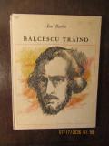 BALCESCU TRAIND de ION BARBU, ILUSTRATII de VAL MUNTEANU , 1971