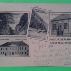 Brasov Zarnesti Zernest Colaj, Circulata, Printata