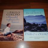 Paulo Coelho -  Manualul razboinicului luminii si The Pilgrimage