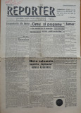 Ziarul Reporter , Director N. D. Cocea , nr. 6 / 1939 ,atacuri la Zelea Codreanu